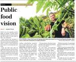 Public Food Vision