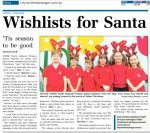 Wishlists for Santa